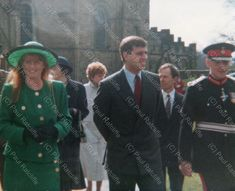 """""""April 1989 Memories of & HRH The Duke of York on their visit to Durham Cathedral. Duchess Of York, Duke Of York, History Of Photography, Love Photography, Durham Cathedral, Leeds, April 10th, Memories, Shit Happens"""