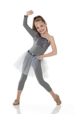 PUMPIN UP THE PARTY Capri Unitard Dance Costume Child XS & Adult XL Clearance