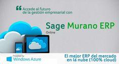 Sage Murano ERP Online, el mejor ERP en la nube