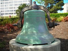 Historic 2-ton church bell stolen from SF found in Oakland | Crime & Courts | San Francisco | San Francisco Examiner