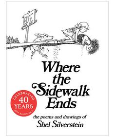 Where The Sidewalk Ends, by Shel Silverstein | The world is a big place. While there are many positives to that—expansive oceans to swim in, unlimited places to travel, countless people to meet—sometimes it can all get a little bit overwhelming. At Real Simple, our favorite way to take a break from the stresses of the outside world is to get lost in a great book. Whether it's a favorite childhood picture book that reminds us of simpler times o...