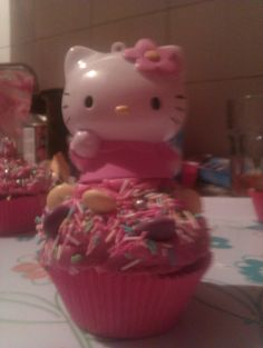 Hello Kitty Muffin/ Hello Kitty Muffin