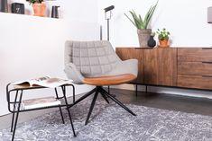 WOONKAMER |  Nieuw! De Doulton lounge chair. De eetkamerstoel Doulton kennen we allemaal wel maar sinds kort is er ook een echte lounge chair verkrijgbaar. Super leuk!