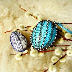 Egg Decorating, Easter Eggs, Turquoise Bracelet, Beaded Bracelets, Beads, Wire, Crafts, Design, Beading