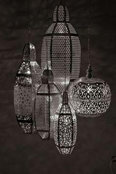 Orientalische Lampen sorgen für Romantik und Gemütlichkeit zu Hause