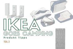 IKEA CAMPING PRODUKTE /// Teil 2: Aufbewahrungsideen für deinen Camper