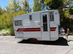 1962 Aristocrat (see other photos on this board of this trailer)