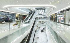 UNStudios Hanjie Wanda Square in Wuhan completed