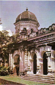 Gauripur Palace, Mymensingh