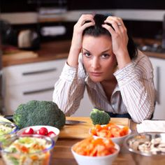 Having trouble starting out in organics? Feeling overwhelmed with dietary restrictions? Here's how to transition into eating Real/Whole Foods without losing your mind!