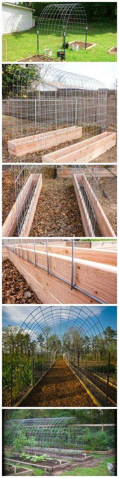 How To Inexpensive Garden Trellis Gardens Garden Ideas 400 x 300