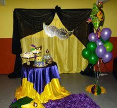 Mi Mardi gras party!!