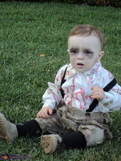 Zombie Session by Katie Cawood | Costumes, Halloween costumes and ...