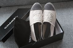 Chanel espadrilles, I need these
