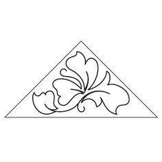 Hyacinth Triangle Block 1 - Digital UE-HY-T1_Digital