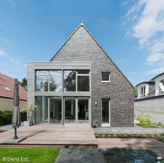 schindeln g fis zink paneelfassade vorbewittert quarz vorhangfassade haus pinterest. Black Bedroom Furniture Sets. Home Design Ideas