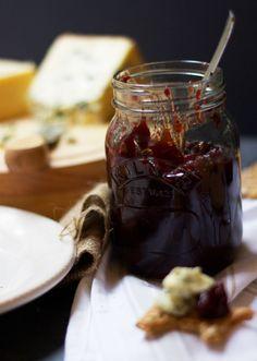 Cranberry-Christmas-chutney-recipe