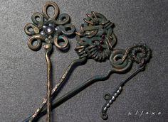 hairpins <3