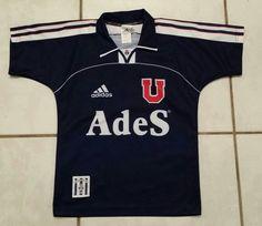 Vintage ADIDAS Universidad De Chile Soccer Jersey