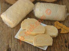 Patatesli Rulo Buzluk Böreği Resimli Tarifi - Yemek Tarifleri