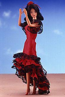 <em>Spanish</em> Barbie® Doll 1st Edition