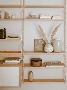 Plywood Furniture, Design Furniture, Svalnäs Ikea, Craftsman Kitchen, Interior Inspiration, Shelving, Kitchen Design, Living Spaces, Sweet Home