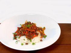 Mongoolse roerbak met rice sticks (Small)