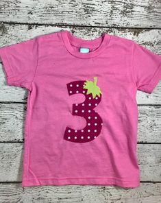 00fa19170 Strawberry shirt, strawberry party, Girls Birthday Shirt, strawberry  birthday decorations, birthday outfit, tutti fruiti, kid's tee