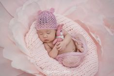 Цветок для новорожденных и малень..