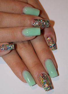 Simple nail design ideas pinterest