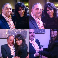 After the Yasmin Levy concert in San Francisco!!!!