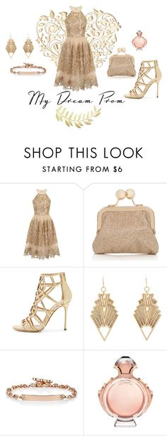 """""""Proom Do Over:Your New Dream Dress"""" by emina-095 ❤ liked on Polyvore featuring Chi Chi, Oasis, Sergio Rossi, Charlotte Russe, Hoorsenbuhs, Paco Rabanne and promdoover"""