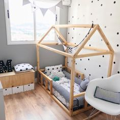 Mini Cama, Kids Bedroom, Toddler Bed, Children, Baby, Furniture, Home Decor, Instagram, Baby Bedding
