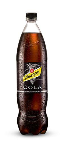Schweppes Cola setzt auf den bewährten Cola-Geschmack und hat zusätzlich eine ganz eigene fruchtige, herb-süße Geschmacksnote. Natürlich hat die Cola auch den Schweppes- typischen prickelnden Erfrischungsmoment durch eine ordentliche Portion Kohlensäure: Ein Geschmackserlebnis in bester Schweppes-Tradition eben. Cleaning Supplies, Bottle, Products, Cleaning Agent, Flask, Jars