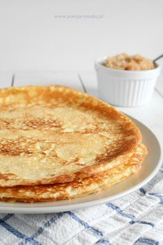 Gluten Free Recipes, Healthy Recipes, Healthy Food, Dairy Free, Pancakes, Dishes, Cooking, Breakfast, Sweet