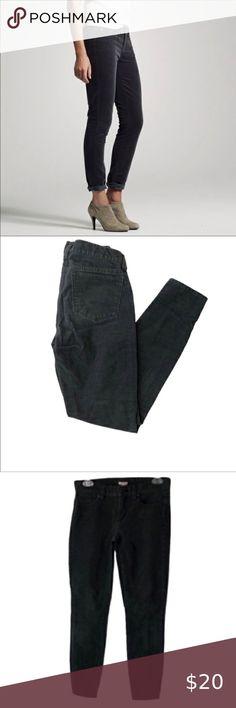 J Brand Jeans Girls Pencil Leg Corduroy Jean Black Children/'s 7 /& 14 NWT $110
