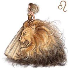 "Zodiac Haute Couture ""Leo"" Fashion Drawing by Shamekh Bluwi Zodiac Art, Zodiac Signs, Leo Zodiac, Leo Virgo Cusp, Horoscope Signs, Art Zodiaque, Arte Fashion, 90s Fashion, Dress Fashion"