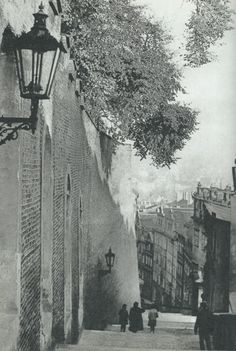 Photographer of the month:FrantišekPřeučil, Prague Castle stairs