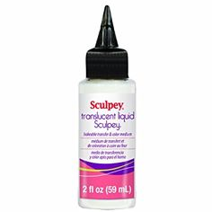 Sculpey Liquid Polymer Clay, 59 ml