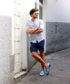 shorts-estampados-look-masculino