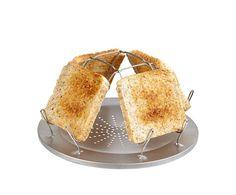 Campingtoaster für 4 Scheiben Toast: Amazon.de: Sport & Freizeit