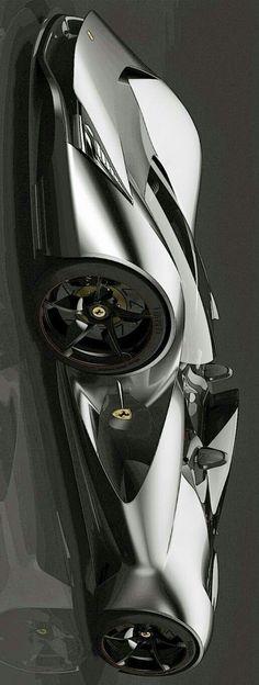 Ferrari LaFerrari Aliante Spyder Concept by Levon...