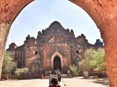Hot Bagan weather
