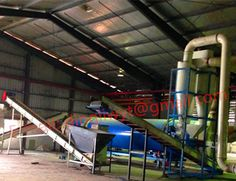 Grain Dryer, Rice Mill, Zhengzhou, Building Materials, Rotary, Seals, Cement, Drum, Grains