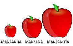 Spanish diminutive and augmentative suffixes. Diminuitivo/aumentativo.