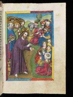 Einsiedeln, Stiftsbibliothek, Codex 285(1106)  Pergament · VIII + 228 + II pp. · 16.0 x 11.5 cm · Wiblingen · 1472  Devotionale Abbatis Ulrici Rösch
