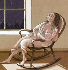 The Alpha Parent: Images of Breastfeeding in Children's Books: Part Four