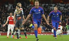Arsenal 'don't want to defend' says Olympiakos's Alfred Finnbogason - http://footballersfanpage.co.uk/arsenal-dont-want-to-defend-says-olympiakoss-alfred-finnbogason/