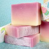 Let it Bleed: Cold Process Soap Color Gradation Tutorial