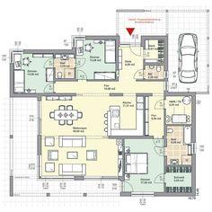 Please visit our website for Dream House Plans, Modern House Plans, Small House Plans, House Floor Plans, Circle House, Architectural Floor Plans, House Furniture Design, Apartment Plans, Sims House